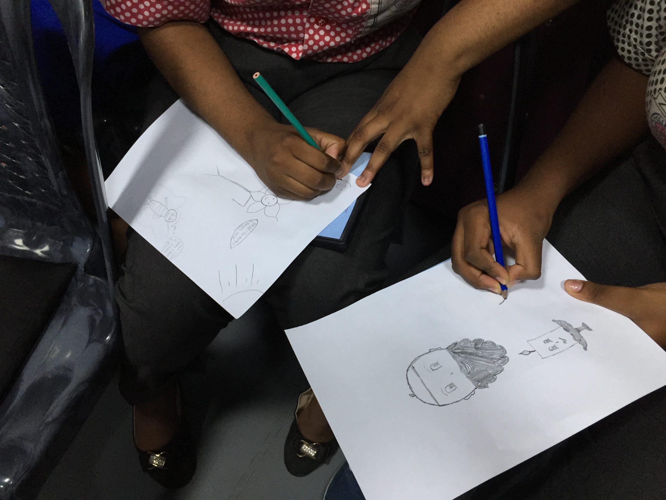 Participez au concours du dessin scolaire